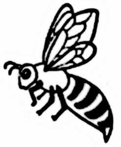 La symbolique de l'abeille.