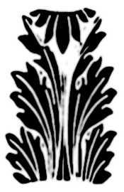 La symbolique de l'acanthe.