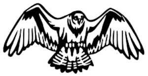 La symbolique de l'aigle.