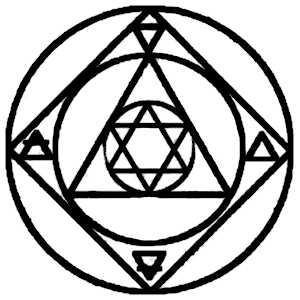 La symbolique de l'alchimie.