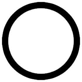 La symbolique du cercle.
