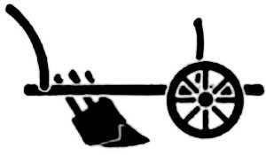 La symbolique de la charrue.