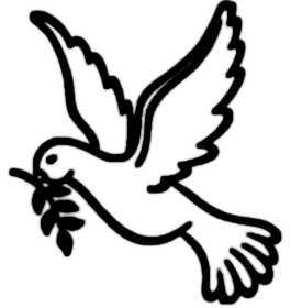 La symbolique de la colombe.