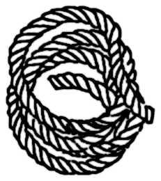 La symbolique de la corde.
