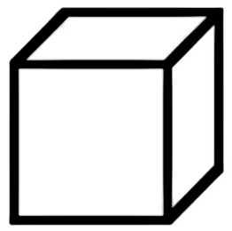 La symbolique du cube.