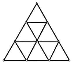 La symbolique de la Tétraktys pythagoricienne.