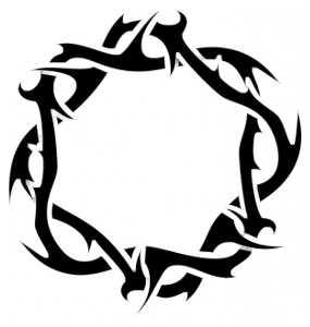 La symbolique de l'épine.