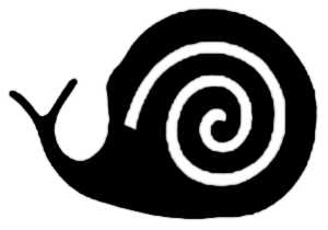 La symbolique de l'escargot.