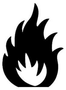 La symbolique du feu.