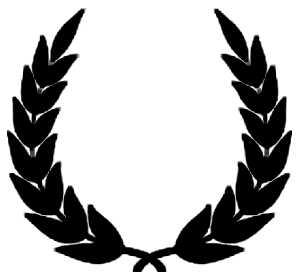 La symbolique du laurier.
