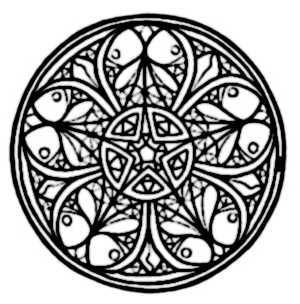 La symbolique du mandala.
