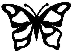 La symbolique du papillon.