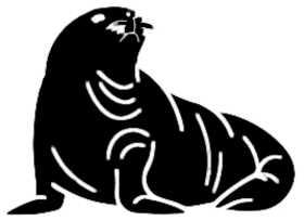 La symbolique du phoque.