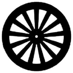 La symbolique de la roue.