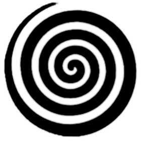 La symbolique de la spirale.