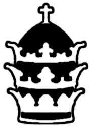 La symbolique du tiare.