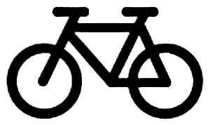La symbolique du vélo.