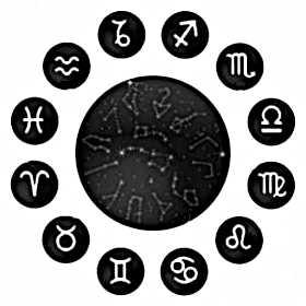La symbolique du zodiaque.
